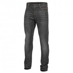 Taktične hlače Pentagon Rogue Denim/Jeans - črn jeans