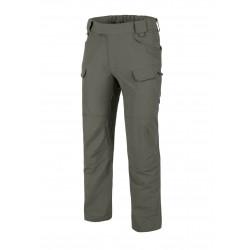 Pohodniške hlače Helikon-Tex OTP Lite - taiga green