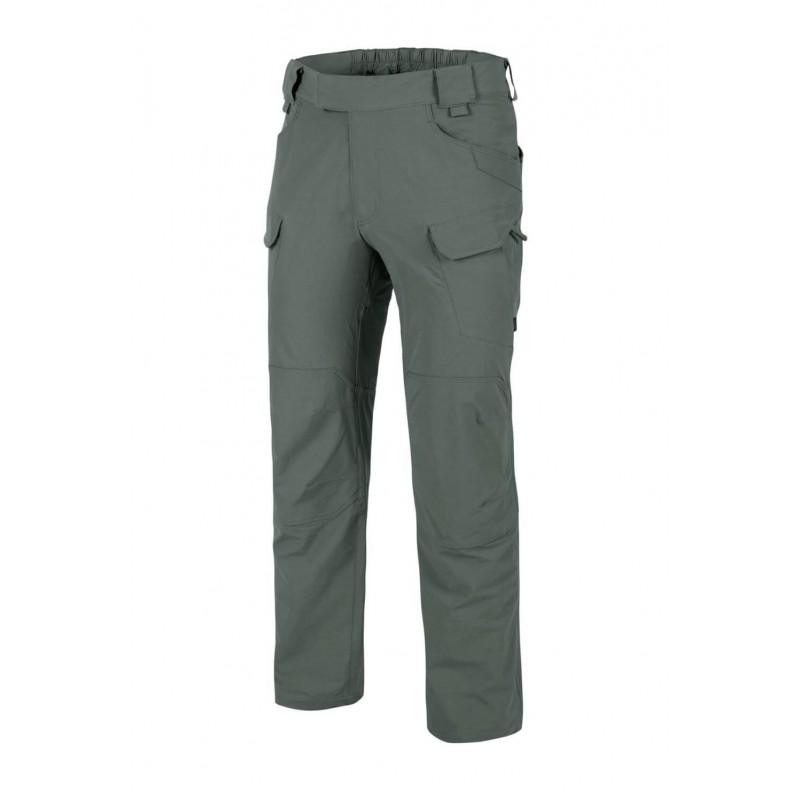 Pohodniške hlače Helikon-Tex OTP - olivno sive