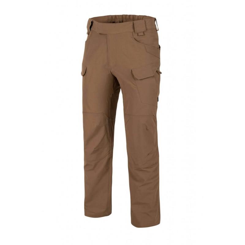 Pohodniške hlače Helikon-Tex OTP - rjave