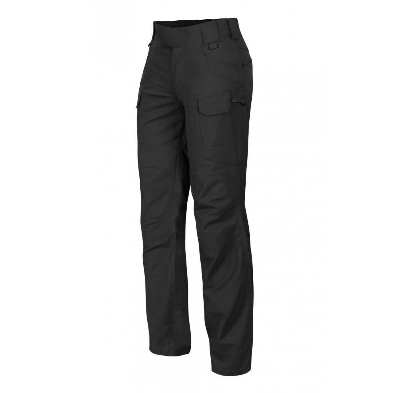 Ženske taktične hlače Helikon-Tex UTP ripstop - črne