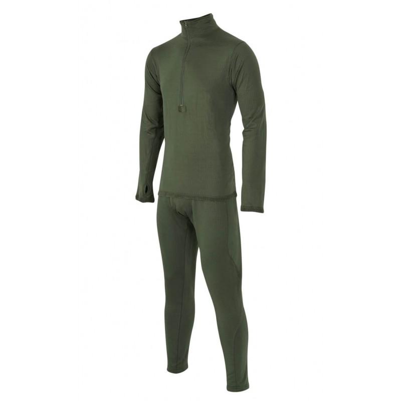 Komplet termo perila Helikon-Tex US Level 2 - olivno zelen
