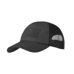 Kapa s senčnikom Helikon-Tex Vent ripstop - črna