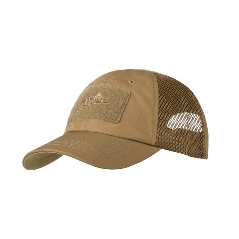 Kapa s senčnikom Helikon-Tex Vent ripstop - kojot