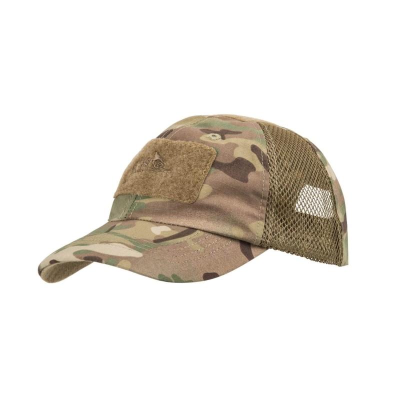 Kapa s senčnikom Helikon-Tex Vent ripstop - Camogrom