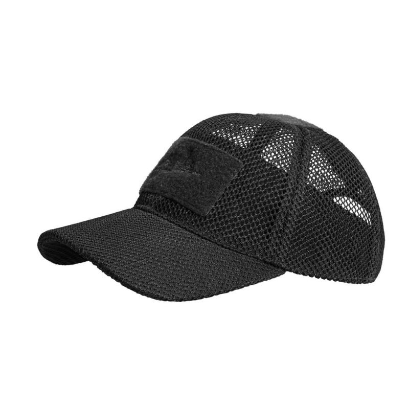 Mrežasta kapa s senčnikom Helikon-Tex Mesh - črna