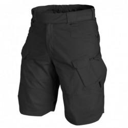 Taktične kratke hlače Helikon-Tex UTL ripstop - črne