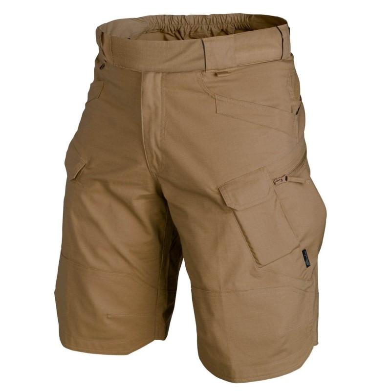 Taktične kratke hlače Helikon-Tex UTL ripstop - kojot