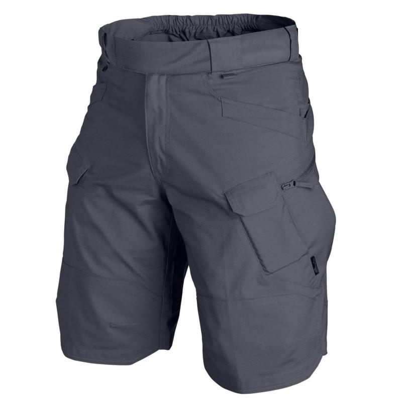 Taktične kratke hlače Helikon-Tex UTL ripstop - temno sive
