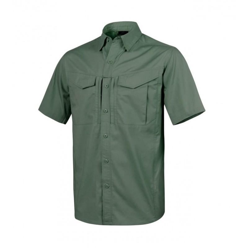 Taktična srajca s kratkimi rokavi Helikon-Tex Defender Mk2 - olivno zelena