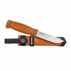 Nož Morakniv Kansbol Multi-Mount, nerjaveče jeklo - oranžen