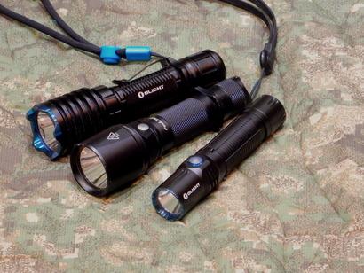 Taktične svetilke