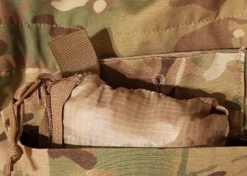 Helikon-Tex carryall backup - nakupovalna vrečka s taktičnim zapletom